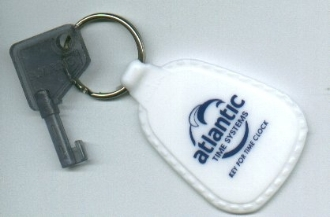 Amano Plastic Key - (AJR-201150) for the PIX 10/15/20/21/28/55 and TCX-45