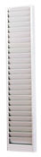 190H Swipe Card/Badge Rack (25-Pocket, Steel)
